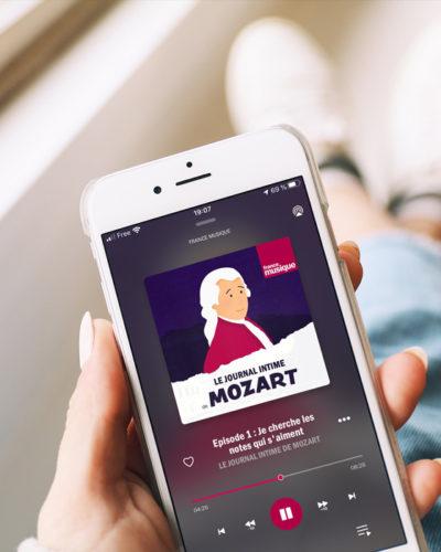 Le journal intime de Mozart